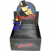Smoking De Luxe Black 50pc per box